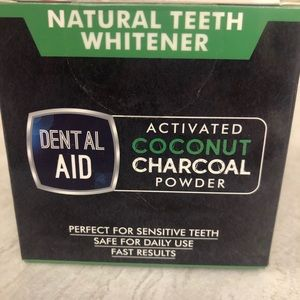 Dental Teeth Whitener Natural Activated Charcoal